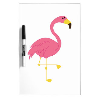 Flamingo Dry Erase Boards