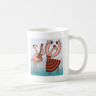 Flamingo Flamenco Mug