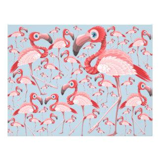 Flamingo Flyer Design