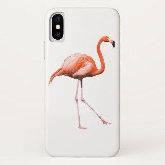 Flamingo iphone x case, pink flamingo cover