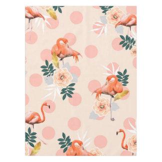 Flamingo Jazz Tablecloth