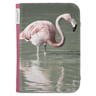 Flamingo Kindle Case