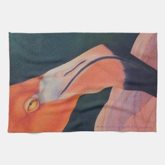 Flamingo Kitchen Towel