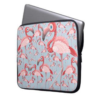 Flamingo Laptop Computer Sleeve