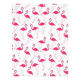 Flamingo Letterhead