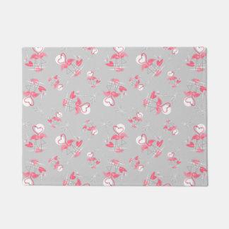 Flamingo Love Multi doormat