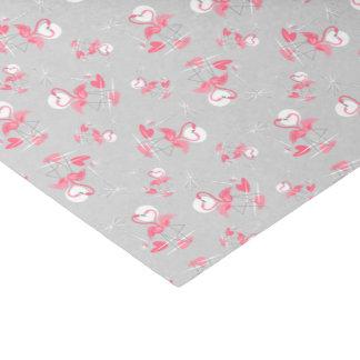 Flamingo Love Multi tissue paper