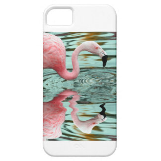 Flamingo Lover iPhone 5 Cover