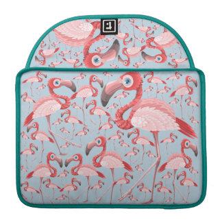 Flamingo MacBook Pro Sleeves