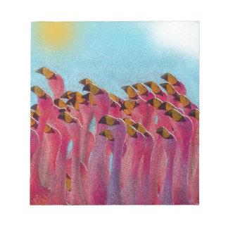 Flamingo Notepads