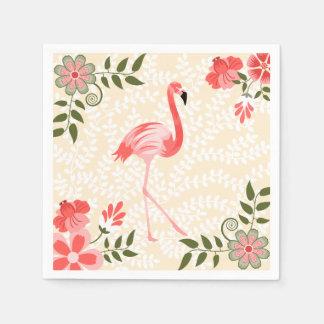 Flamingo Paper Napkin