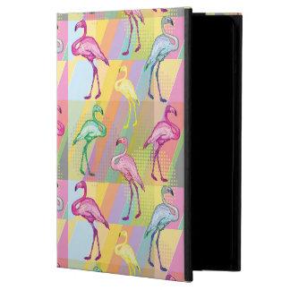 Flamingo Parade Cover For iPad Air