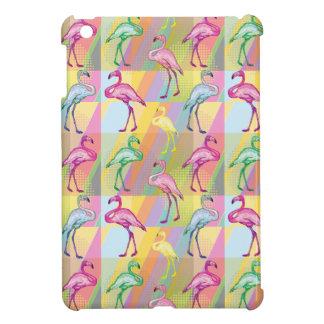 Flamingo Parade Cover For The iPad Mini
