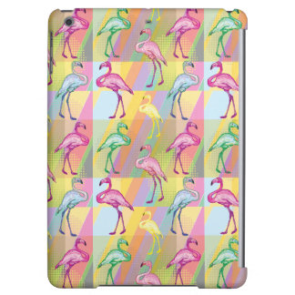Flamingo Parade iPad Air Covers