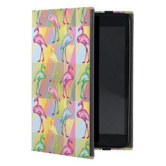 Flamingo Parade iPad Mini Covers