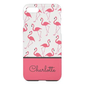 Flamingo Pattern iPhone 8/7 Case