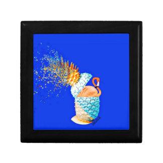 Flamingo Pineapple Gift Box