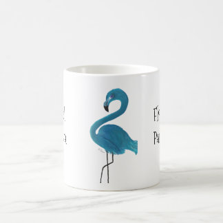Flamingo - Sanibel Island and Captiva Florida Coffee Mug