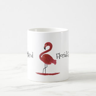 Flamingo - Sanibel Island Florida Coffee Mug