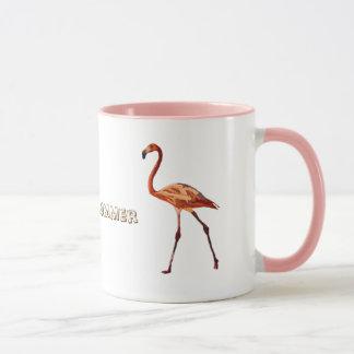 Flamingo Summer Mood Ringer Combo Mug144 Mug