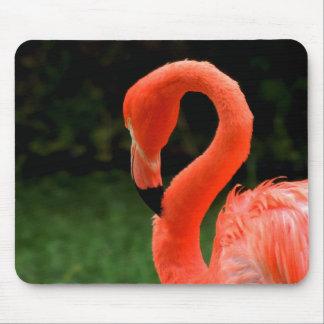 Flamingo Summer Mouse Pad