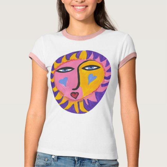 Flamingo Sunset T-Shirt