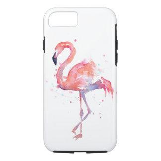 Flamingo Watercolor Phone Case