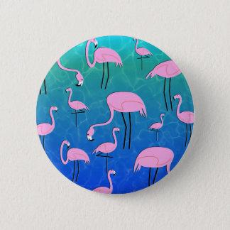 FlamingoPond 2 Inch Round Button