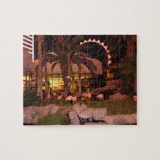 Flamingos, Las Vegas Jigsaw Puzzle