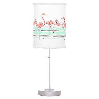 Flamingos Line lamp