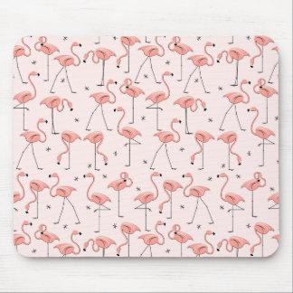 Flamingos Pink mousepad