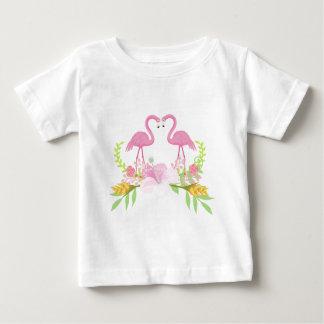 Flamingos TROPICAL Baby T-Shirt