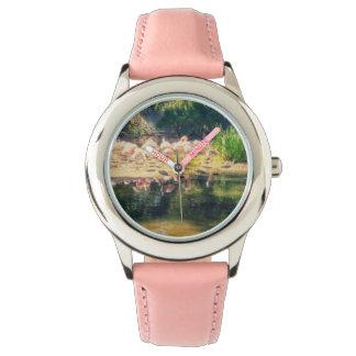 Flamingos Watch