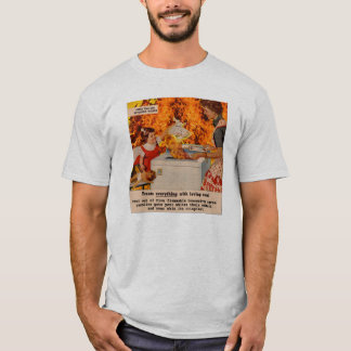 Flammable Housewives T-Shirt