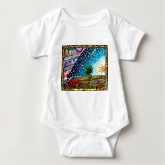 Flammarion Dome Clothing Baby Bodysuit