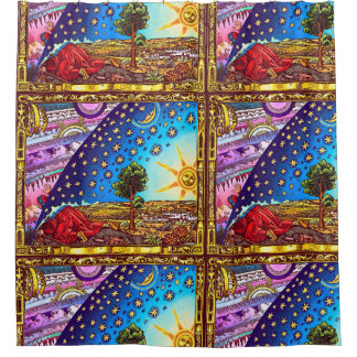 Flammarion Dome curtain