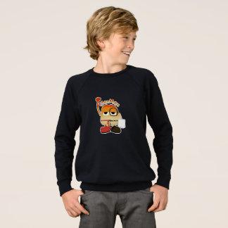 Flan Man Sweatshirt