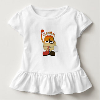 Flan Man Toddler T-shirt