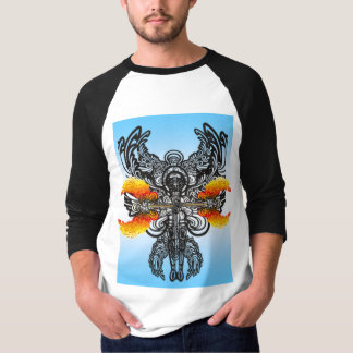 FLANNEL ANGEL TEMPLARIO T-Shirt