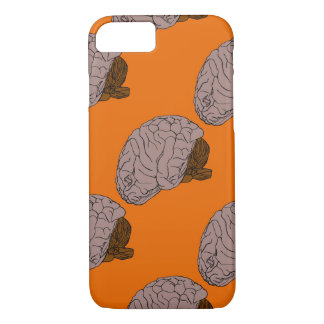 Flaoting Brains iPhone 7, Barely There Case
