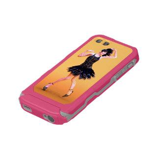 flapper16_orange_pod incipio ATLAS ID™ iPhone 5 case