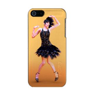 flapper16_orange_pod incipio feather® shine iPhone 5 case