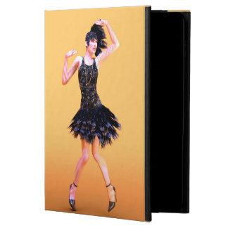 flapper16_orange_pod powis iPad air 2 case
