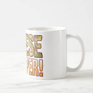 Flapper Blue Cheese Coffee Mug