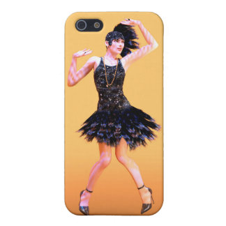 Flapper Dancing iPhone 5/5S Cases