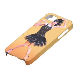 Flapper Dancing iPhone 5 Case