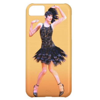 Flapper Dancing iPhone 5C Covers
