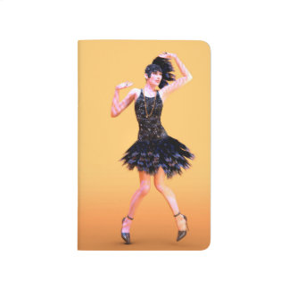 Flapper Dancing Journal