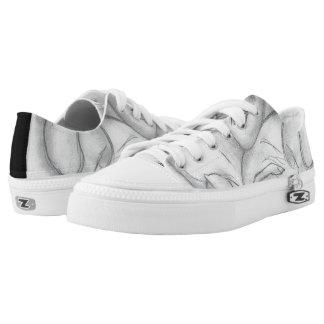 Flapper Doll - 4 Low-Top Sneakers