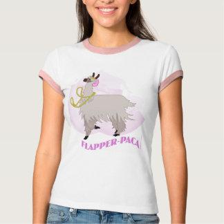 Flapper-Paca T-Shirt